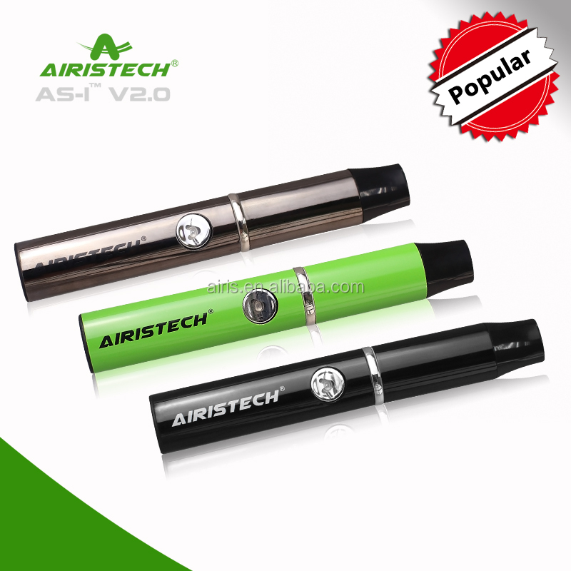 2016 Best products for import alibaba co uk wax vape pen Airis AS-1 V2.0 electronic cigarette vaporizer pen for wax