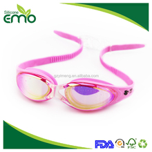 Promotional Hot Selling Silicone Advanced Swim Goggles
