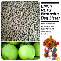Fast Clumping Dog Litter Bentonite Dog Litter Sand Apple