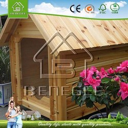 Outdoor Hot Sales Large Wooden Cheap waterproof Dog Kennel
