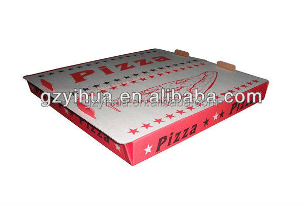 Custom printed pizza boxes wholesale