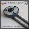 "#41/420 chain 3/4"" 10 Tooth Max Torque Clutch and #41/420 Chain fun Kart Parts"