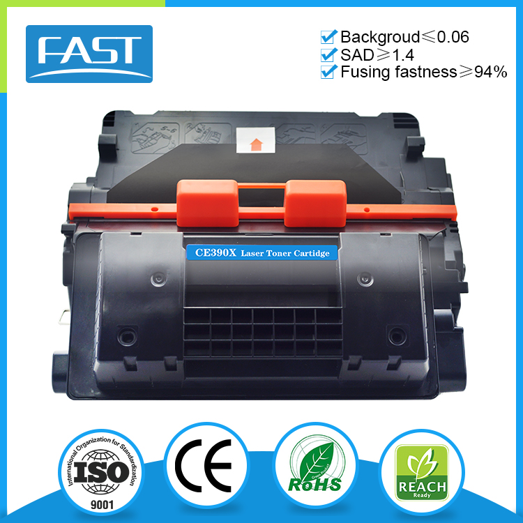 Cheap compatible toner cartridge CE390X for HP LaserJet Enterise M4555T MFP