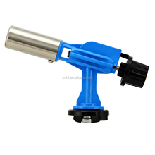 Professional Camping Tools Piezoelectric Micro Mini Ceramic Nozzle Butane Gas Torch bbq Fire Starter KLL-9003D