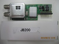 tv tuner module dm800 hd se triple tuner for north america 8psk JB200