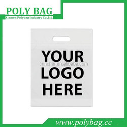 CHINESE SUPERMARKET CHEAP POLY DIE CUT BAG