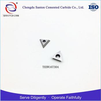 tungsten carbide substrate for cutting tools
