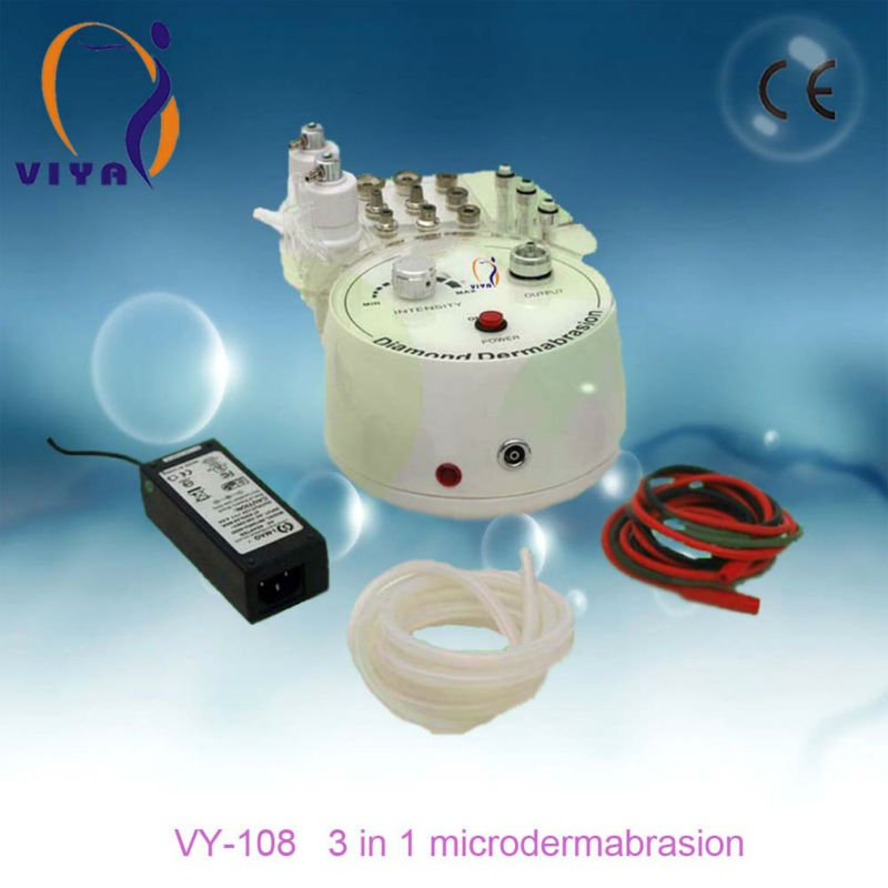 VY-108 The best spray tan solution with dermabrasion for you