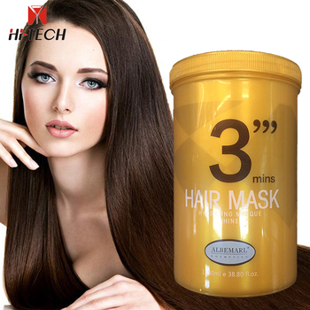 3 minutes professional deep moisturizing treatment Best quality promotional hair mask with private label