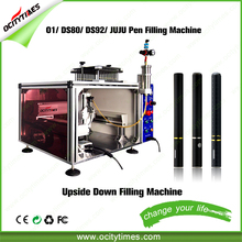 PROFESSIONAL BEST PRICE easy to operate automatic capsule/ Cigarette tube/ CBD vaporizer filling robot machine for sale