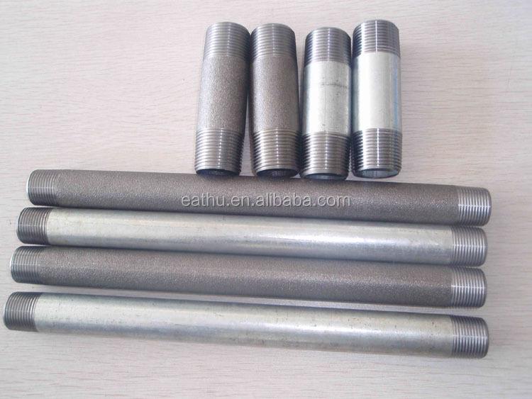 Carbon stainless steel pipe nipple buy