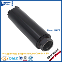 Cheap price custom most popular long life span diamond core drill bit