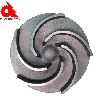 Centrifugal pump parts bronze sand casting bronze submersible pump impeller