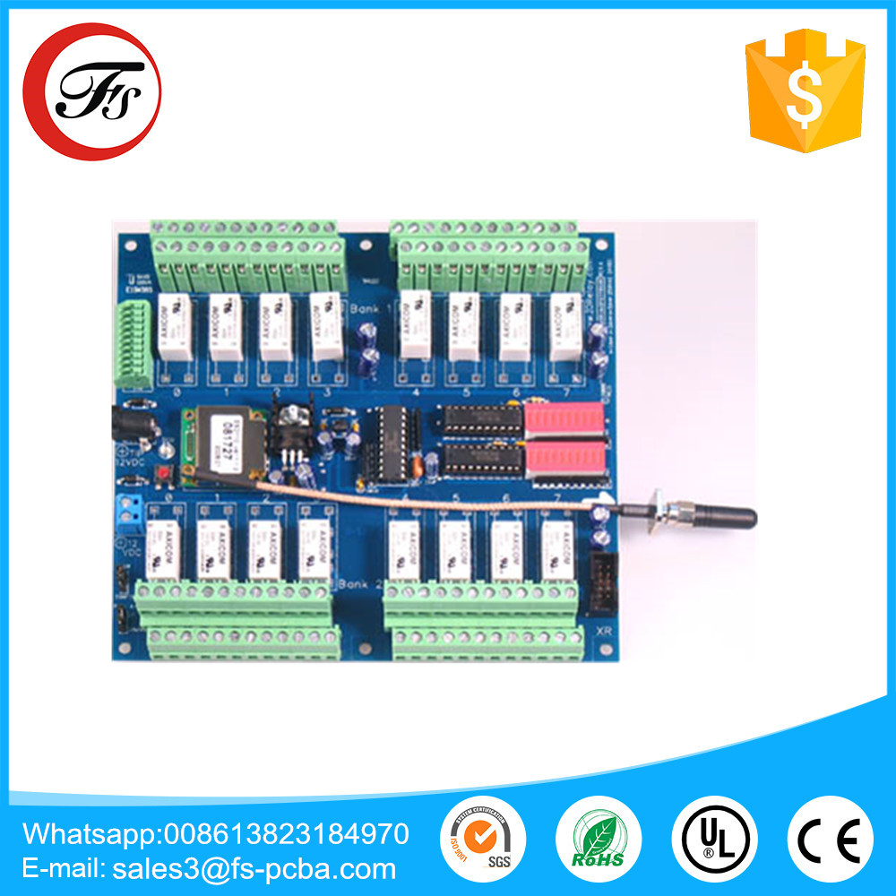Coolfire pcba game board,pcba for remote,cooler pcb assembly