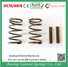 Custom 3.4mm High-temperature Steel Compression Spring