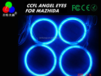 High power and super bright CCFL Angel eye quality and quantity assured for different type cars CCFL angel eye