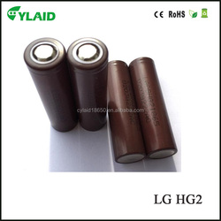 2016 New arrival product lg hg2 3000mah small rechargeable 12v battery