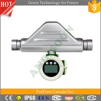 High accuracy superheated steam flow meter, flow meter portable current, water current flow meter