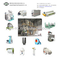 Hot sale!CE 3t/h animal complete feed plant with pellet machine