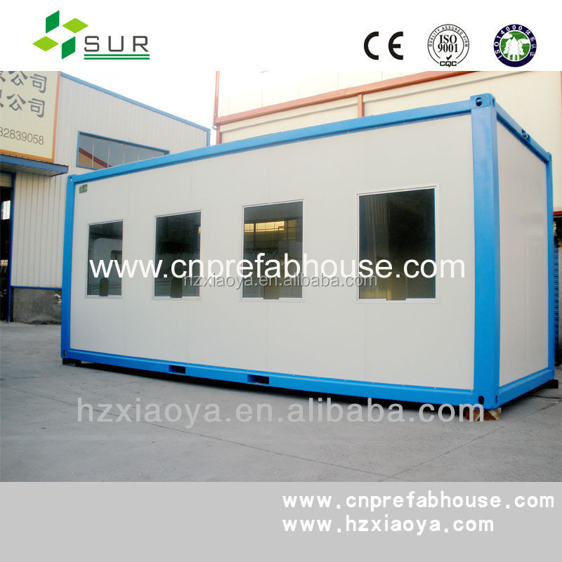 Prefab house container/ prefabricated home/ prefab beach house
