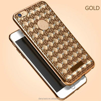 2016 hotsale bling Crystal Diamond phone case for iphone