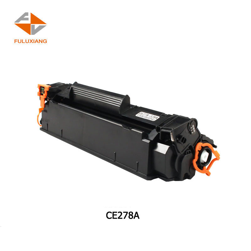 FULUXIANG CE278A 78A 278A/435A/436A/285A For laserjet P1560/1566/1600 Printer Toner Cartridge
