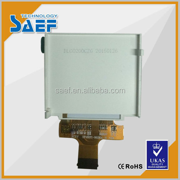 Quality 2.0 inch 220x176 pixels flexible tft custom small lcd module display
