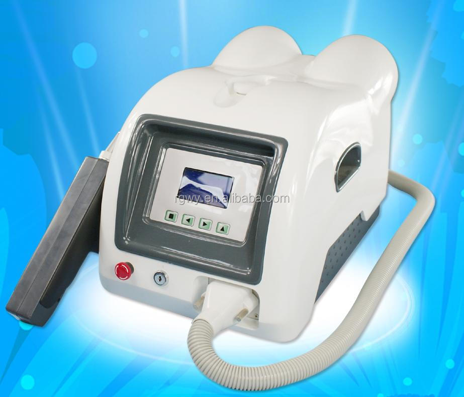 Tabletop nd yag laser tattoo removal machine buy tattoo for Laser tattooing machines