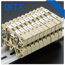 universal plastic electrical screw fuse terminal blocks
