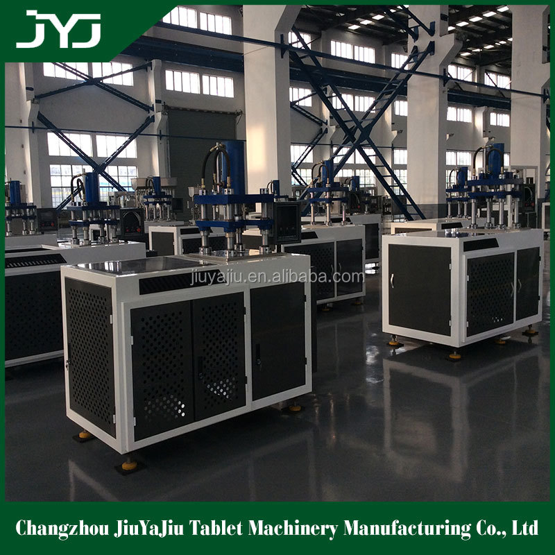 Full automatic rodent wax block tablet make machine in CHina