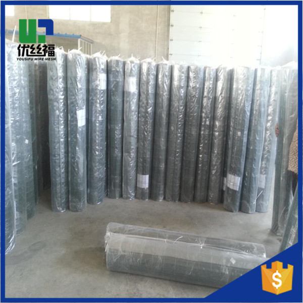 Concrete Roll Galvanized Welded Wire Mesh For Building