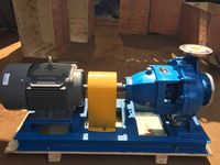 IH 100m high head 50kw ss304 chemical centrifugal pump