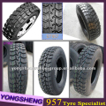 2016 New Radial truck tyre 750R16, 235/75r17.5 750r16 China new tyre