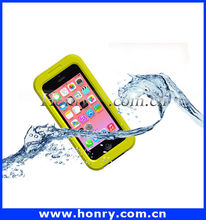 High quality waterproof cover case for iphone 5C ,for iphone 5C cases,for iphone accessories