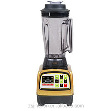 2200W 3.6L commercial appliance juicer blender, apple juice machine