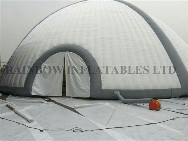 2016 New design Music Hall cheap large inflatable tent price for sale