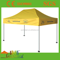High Quality canopy tent for Promotion portable cheap folding stall tent instant tent