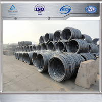 55# / S55C / 1055 / CK55 Alloy High Carbon Steel Wire For Wire Rod Tool