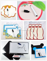 2016 promotional gifts magnetic writing board with marker pen for kids