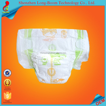 Customize the cheapest quality sleepy cloth baby diaper