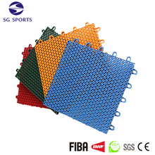 Indoor Outdoor Removable Basketball Volleyball Court Flooring