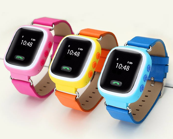 Wholesale price 1.44 inch screen sos tracking Q60 baby kids smart gps watch for kids