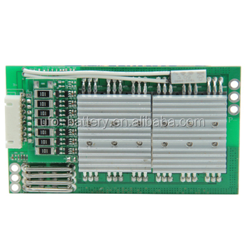 BMS 6S 40A BMS for 22.2V Li-ion Lipo battery packs PCM