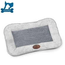 Polyfiber filling pet bed for dog cat/Pet beds manufacturer