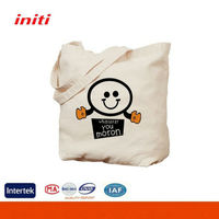 Factory Fashion Quality Customized cotton canvas bag