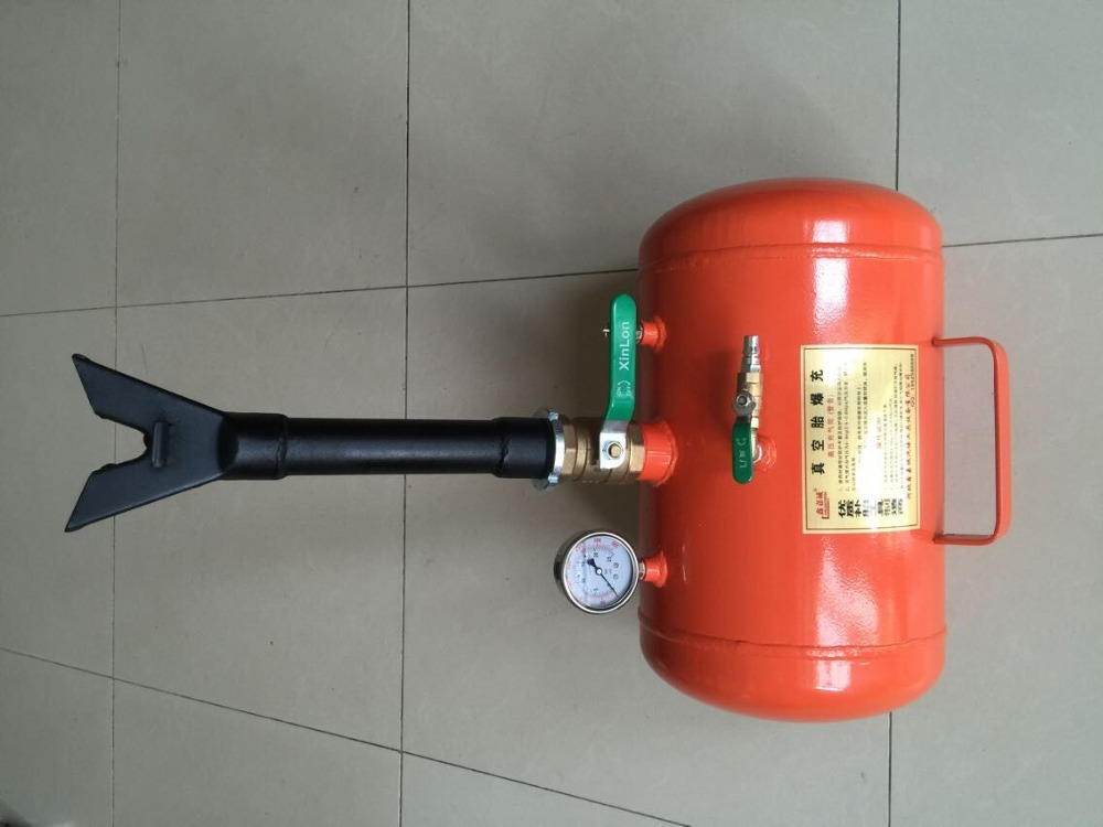 production of high presure instant Tire inflator