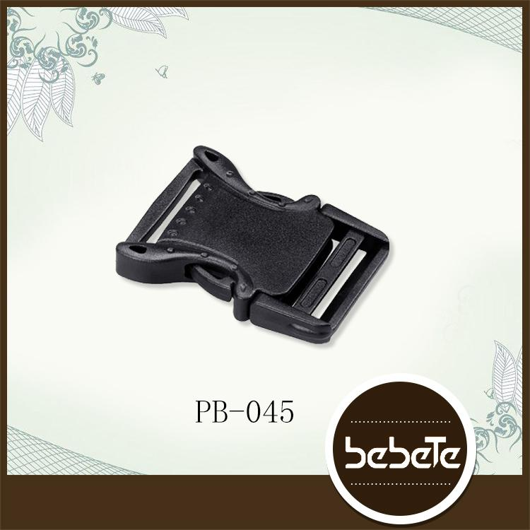 different size with all kinds of 20mm black buckle strap adjuster