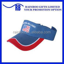 Hot selling fashion cheap sun visor promotional cap