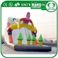 HI 2016 inflatable water park slide amusement,inflatable slide for water park