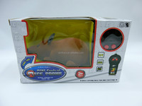 2CH remote control plush mouse rc mini mouse toy for cat rc mouse
